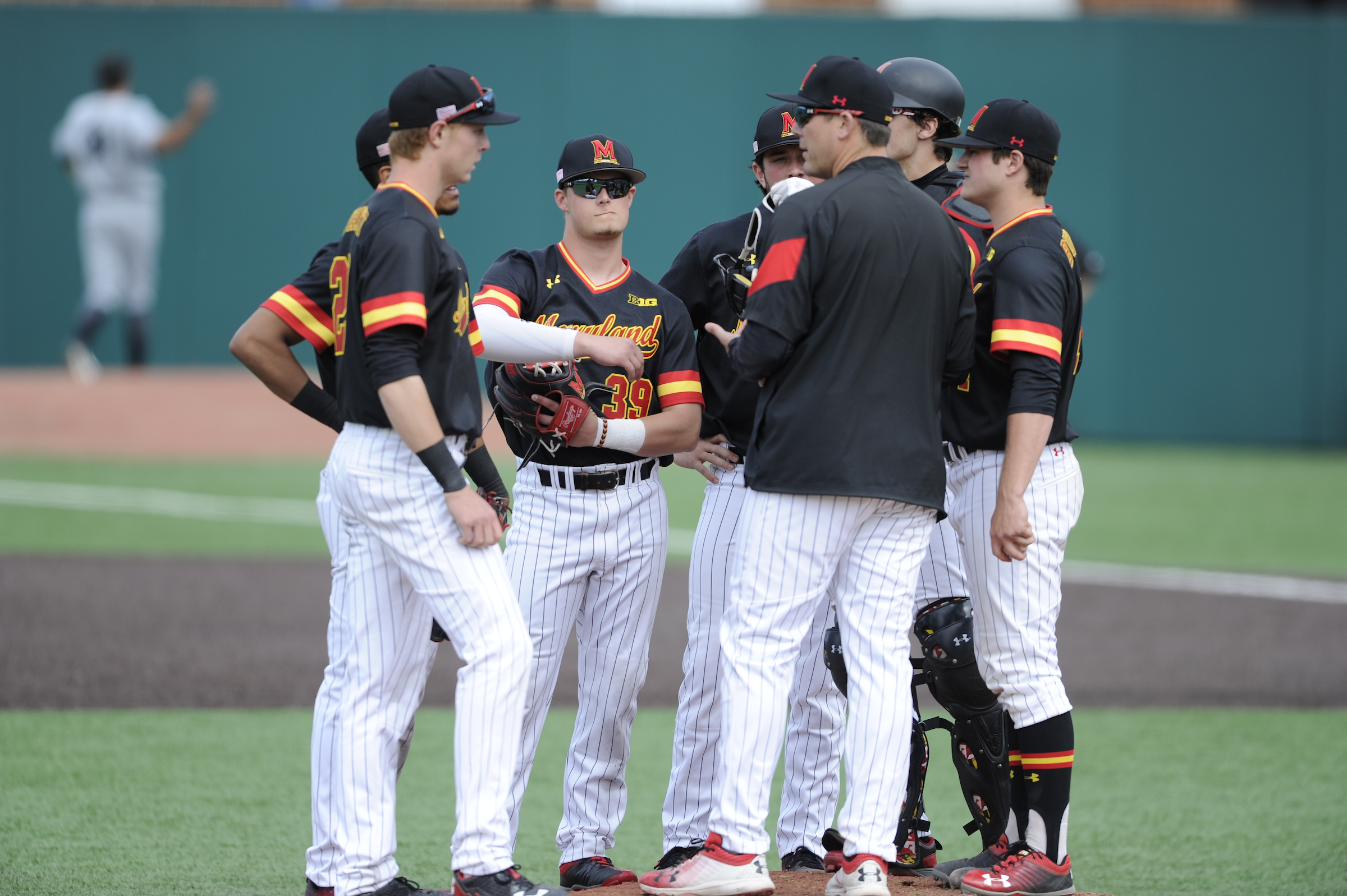 Corey Muscara Takes A Unique Approach To Maryland Baseball S Pitching Staff The Diamondback