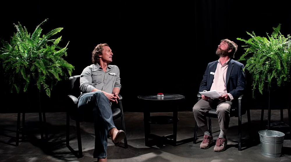 Despite some laugh-out-loud moments, the 'Between Two Ferns' movie ...