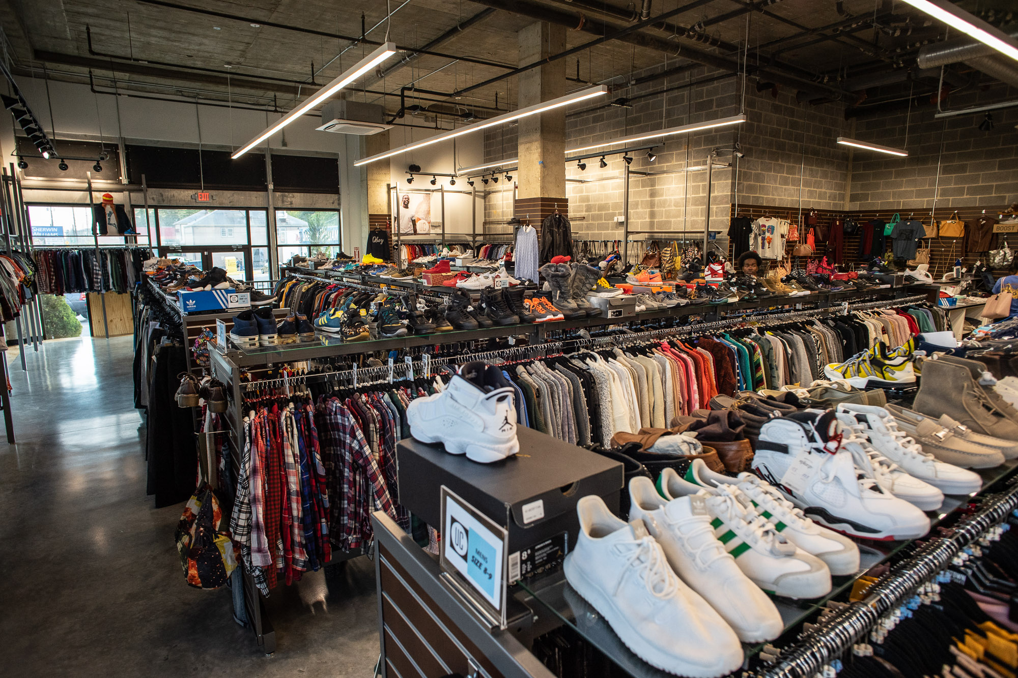 Clothing At Uptown Skate