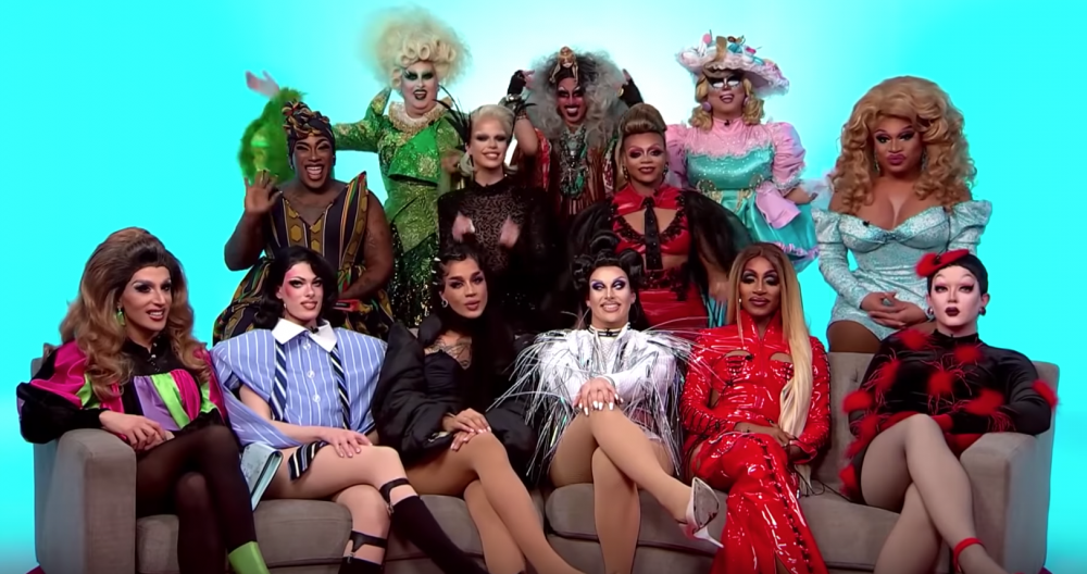 Review: The season 12 premiere of RuPaul's Drag Race packs a