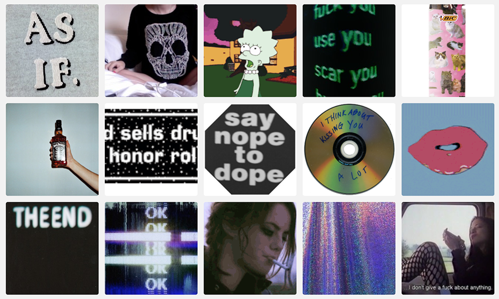 The Influence Of Soft Grunge Tumblr Themes Is Still Going Strong The Diamondback