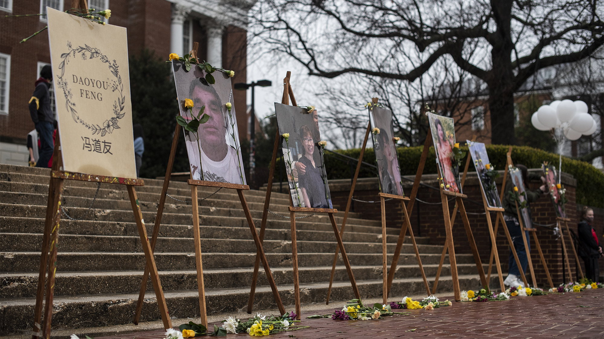 dbknews.com: After Atlanta shooting, UMD students hold vigil to heal and confront anti-Asian hate